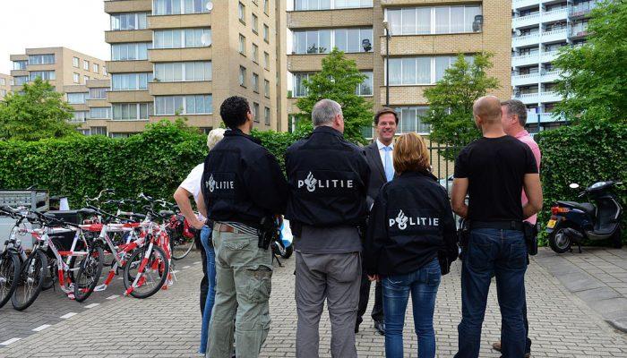 Amsterdam Eist 500 Agenten Extra