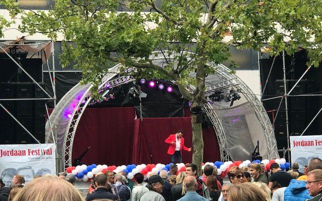 Jordaan Festival: 'Kennen Jullie René Froger Nog…'