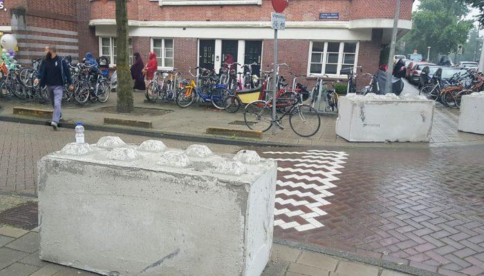 Blokken Tegen Foutparkerende Ouders