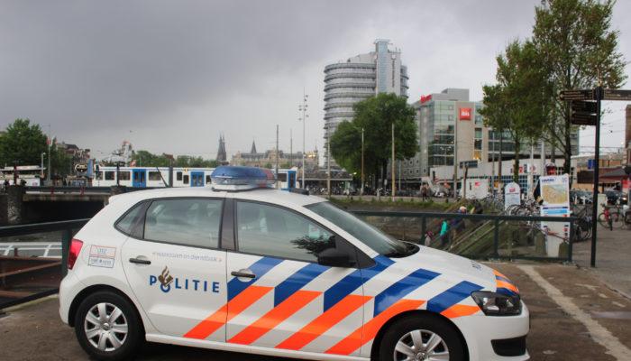 Ellie Lust Voor Het Blok Gezet: Weg Bij De Politie