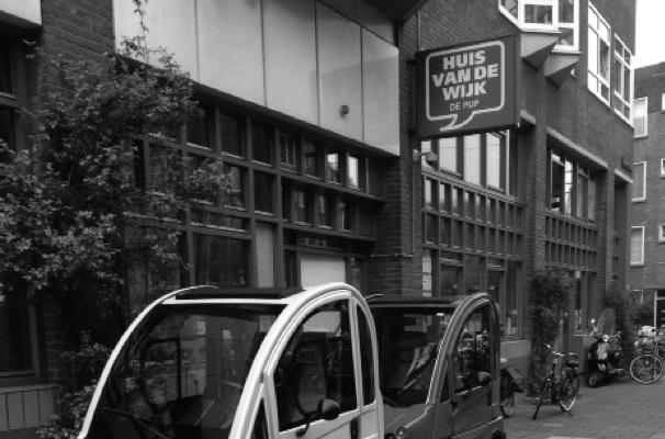 Gezocht: Sociale Chauffeurs