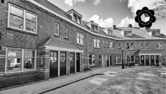Appartementen Amsterdam-Noord