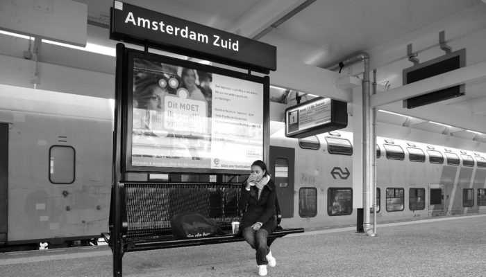 'Station Zuid Gaat Internationaal''