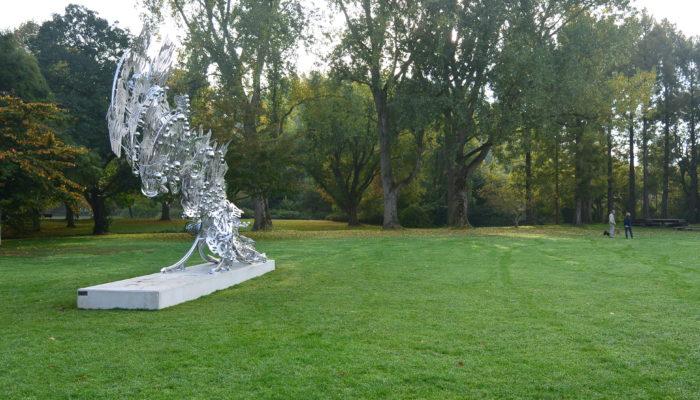 Eerbetoon Aan Jacoba Mulder In Beatrixpark