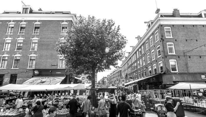 Parkeerstress Voor Marktkooplui Albert Cuyp
