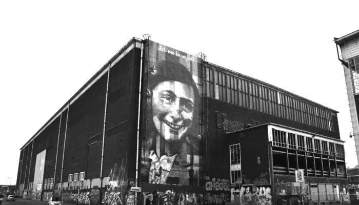 Street Art In Lasloods