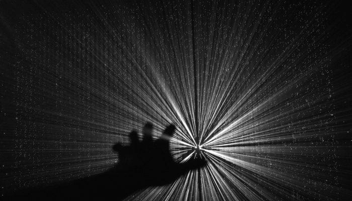Lichtconcert En Parklicht In Oosterpark