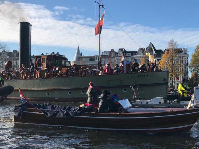 Sinterklaas Op De Amstel