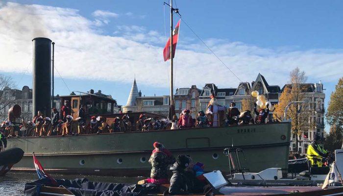 Halsema Ontvangt De Sint, Maar Raakt De Macht Tot 5 December Kwijt