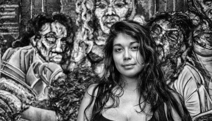 Raquel Van Haver, De Kunstenares Uit De Bijlmer