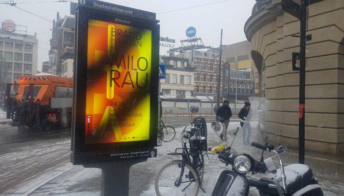 Verbod Op Videoschermen In De Stad