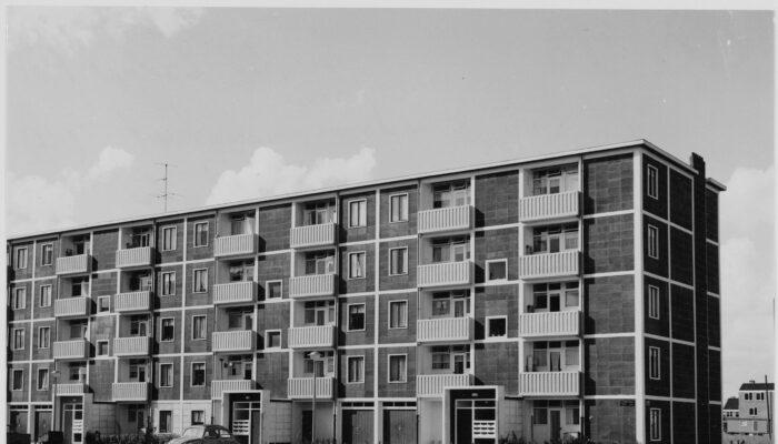 Vernieuwbouw Voor Flats In De Punt Noord