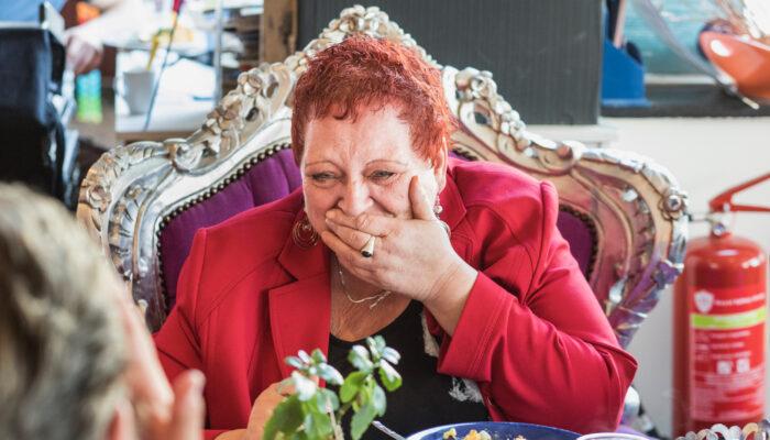 Koningin Van De Voedselbank