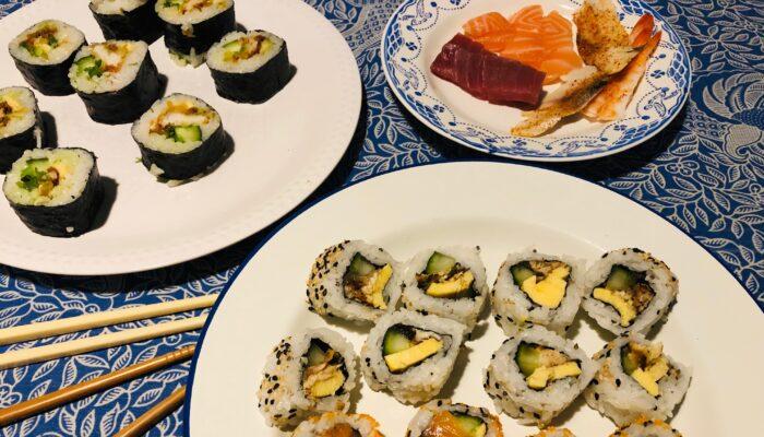 In West Eet Je Steeds Lekkerder Japans