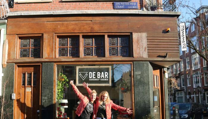 Café Voor Gebrouwen Door Vrouwen