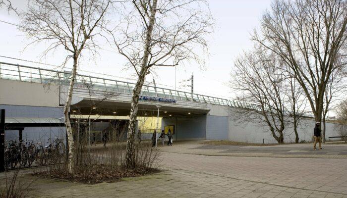 Werkzaamheden Hervat Aan Stationsplein Holendrecht