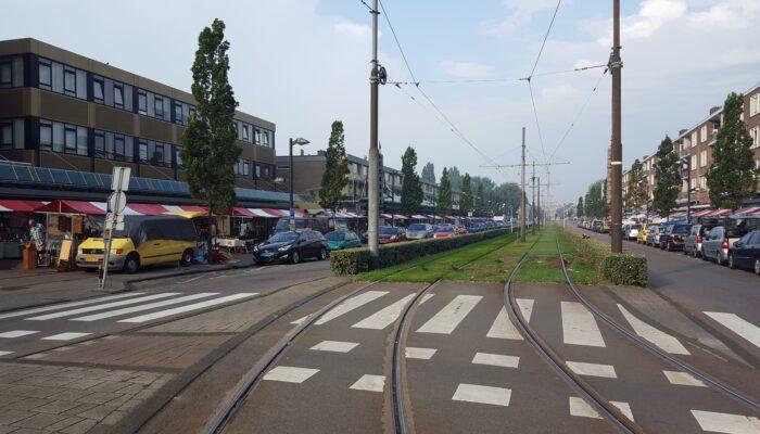Stadsdeelcommissie Wil Bus 21 En Tram 14 Terug