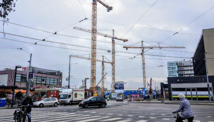 Vertraging Voor Bustracé Meer En Vaart?