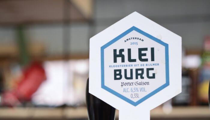 Bier En Koffie Bij Kleiburg