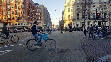 'Rode Loper' Voor De Vijzelstraat