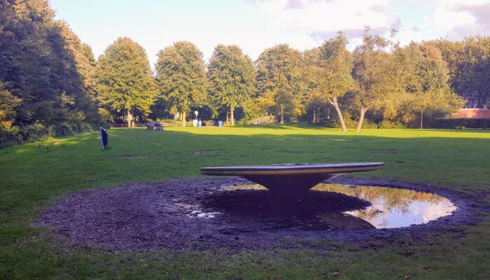 Speeltuintje Erasmuspark Vernieuwd