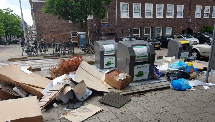 Stadsdeel In Gesprek Over Afval