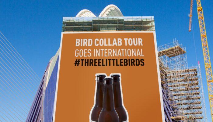 Bird Brewery Naar Valencia