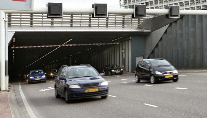 Commotie Door Afsluiting 'Piet Hein' Voor Vrachtverkeer