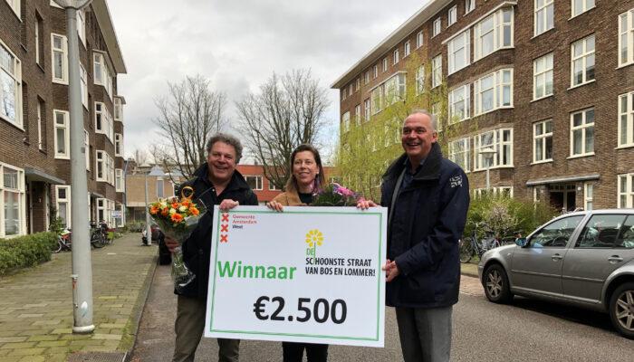 'Schoonste Straat' Van Bos En Lommer