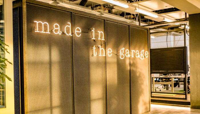 Deloitte Wil Vernieuwen In Oude Garage