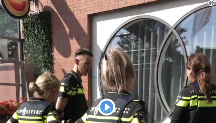 Wethouder Diemen Opgebracht Door Amsterdamse Politie