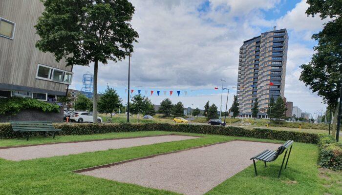 'Jeu De Boulevard' In De Aker