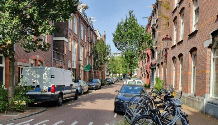 Parkenplan Weggestemd Door Bewoners
