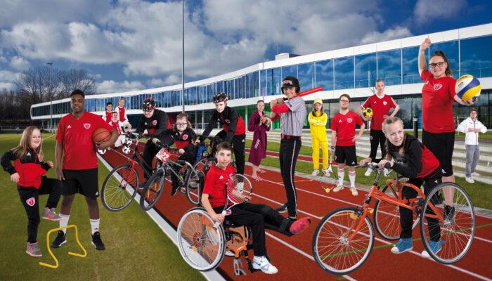 Gemeente Steunt Friendship Sports Centre