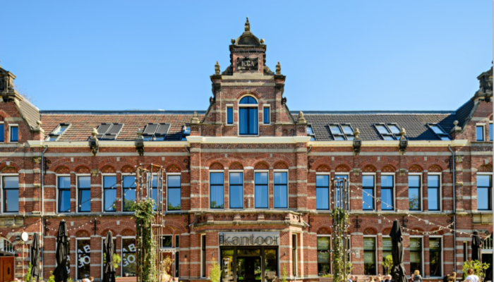 Conscious Hotels Wil Bos Planten