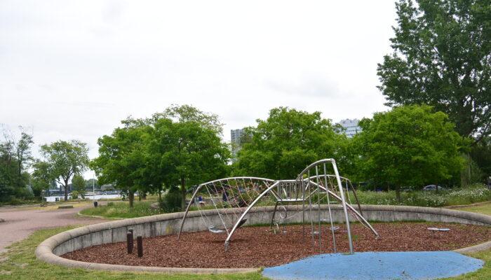 Extra Geld Voor Martin Luther Kingpark