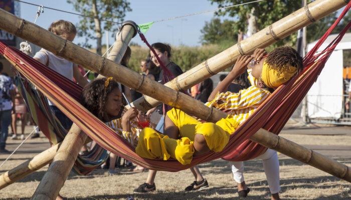 Het Kwaku Summer Festival Barst Los