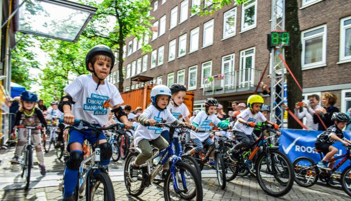 Ronde Van De Orteliusstraat Is Terug