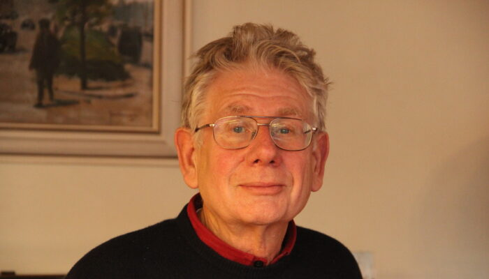 Jubilerende Peter Vanin Zonnetjegezet