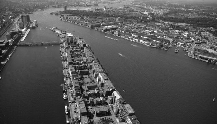 Veelzijdig Oostelijk Havengebied In Beeld