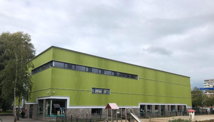 Nieuwe Bibliotheek Voor Bouwlust In Wijkcentrum