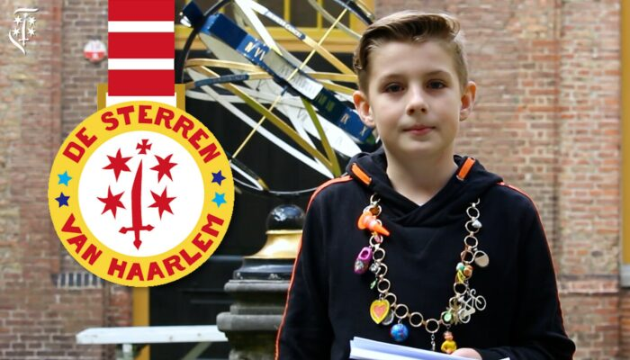 In Haarlem Maken Kinderen Kans Op Lintje!