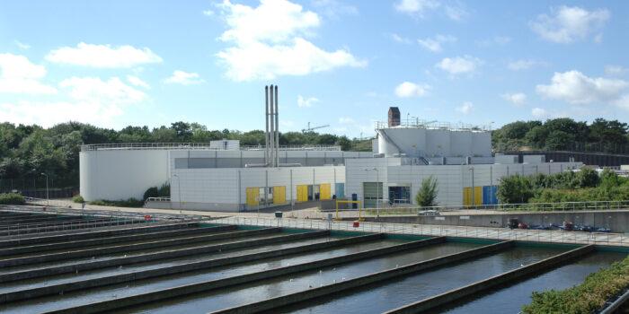 Afvalwaterzuiveringsinstallatie Houtrust In Den Haag Wordt De Duurzaamste, Groenste Zuivering Van Delfland.