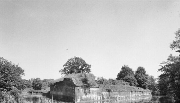 Forten Bij Lunetten Gerestaureerd