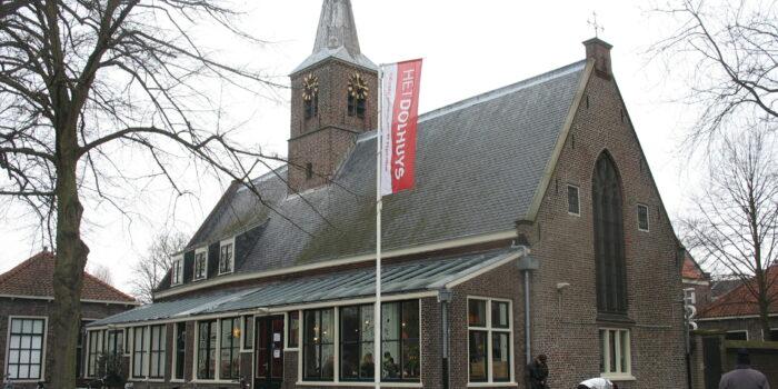 Museum Van De Geest | Dolhuys, Voorheen Dolhuys, Komt Met Een Online Expositie.