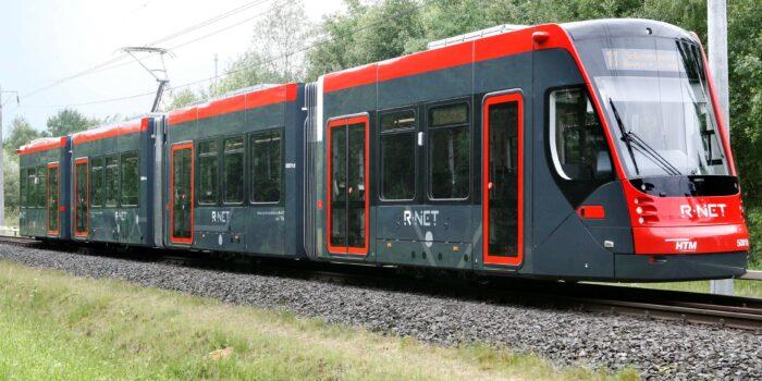 Er Komen Circa Zestig Nieuwe Avenio Trams Voor Den Haag. Een Nieuwe HTM Tramremise Is Daarom Noodzakelijk.