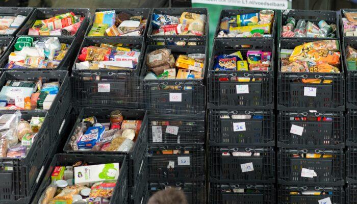 Voedselbank Heeft éindelijk Nieuwe Locatie