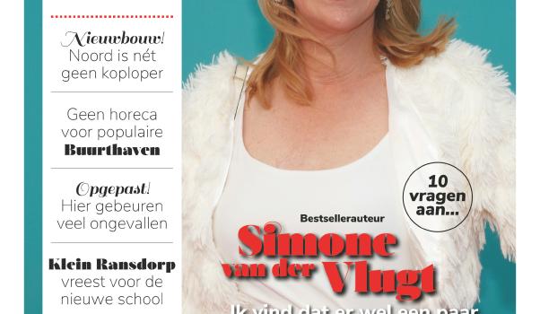 10 Vragen Aan... Simone Van Der Vlugt