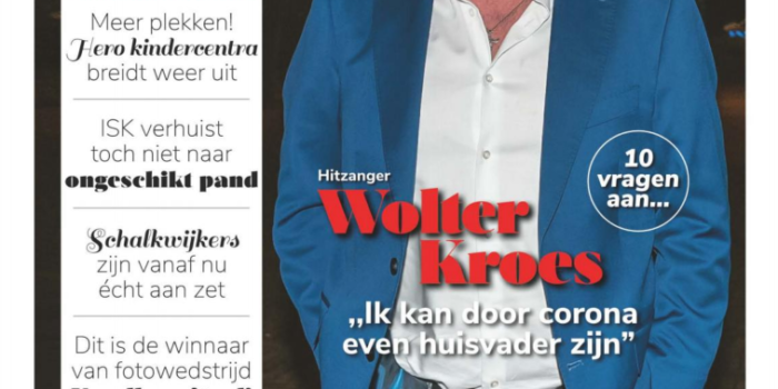10 Vragen Aan... Wolter Kroes