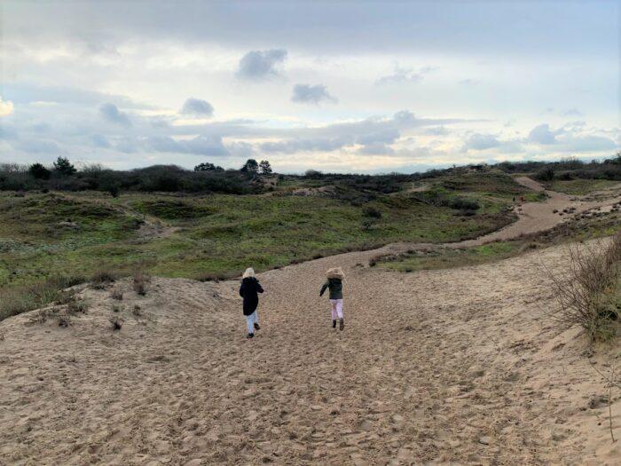 Haagse Boswachters Verzoeken Met Klem: 'Blijf Op De Wandelpaden.'